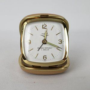Fisher Vintage Alarm Clock